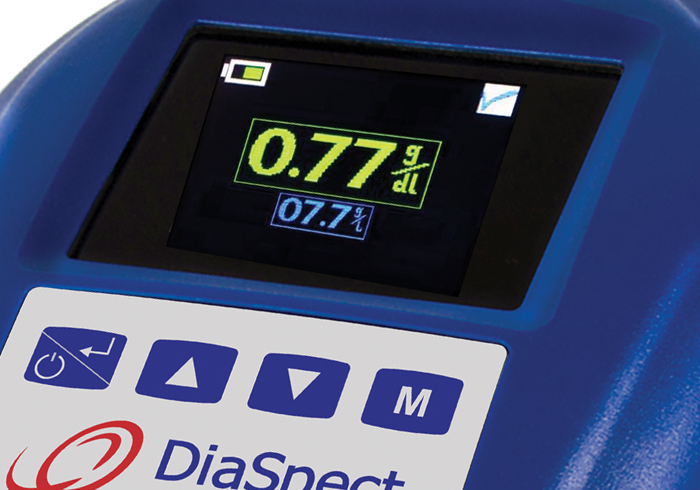 DiaSpect-T-Low-Hemoglobin-analyzer-3-step