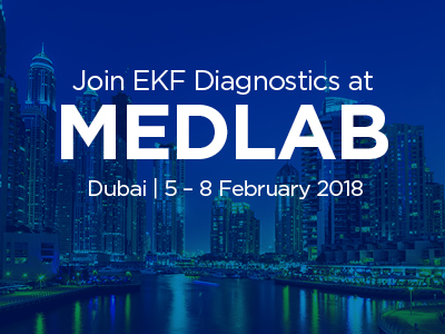 EKF at MedLab Middle East - generic3