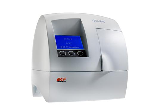 Quo-Lab A1c Analyzer   EKF Diagnostics