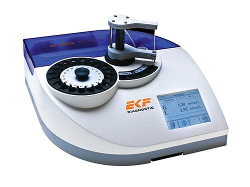 Quo-Test HbA1c Analyzer | EKF Diagnostics