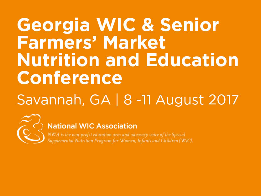 event-banner-Georgia WIC and Senior Farmers Market Nutrition Education Conference